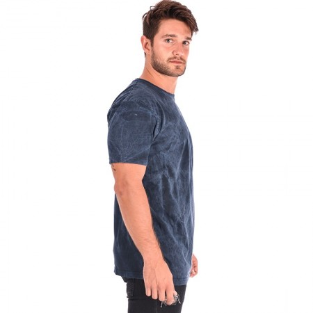 OVG Man's t-shirt magic day Blue