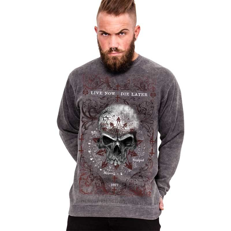 "AEA  Sweat-Shirt ""Demon Birth"" Supermarlite"