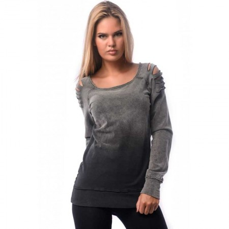 OV Woman's Sweat-shirt Gills Vintage Calipo