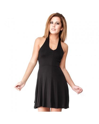 OVG Woman's DRESS HASSELT black