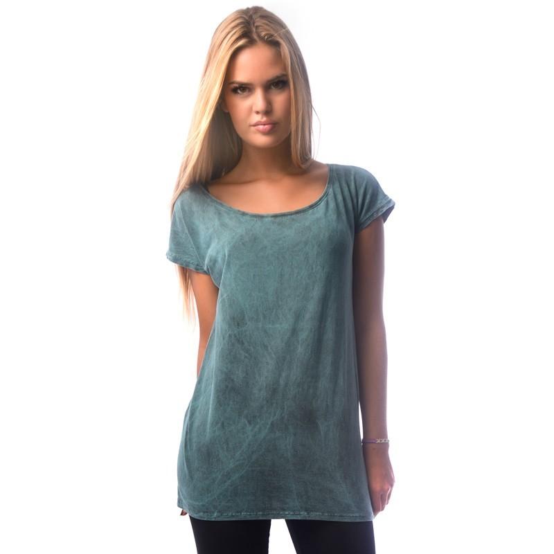 OVG Woman's Top marylin furius blue