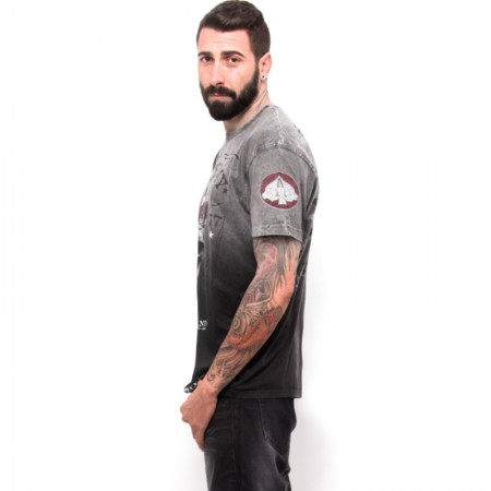 "AEA Man's T-shirt ""The Pact Label""  grey calipo"